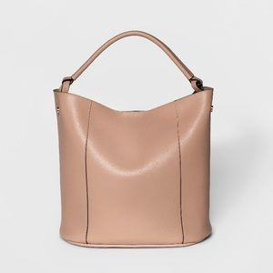 Large Hobo Tote Bag - A New Day